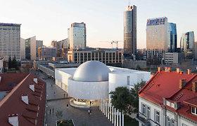 Rekonstruos planetariumą Vilniuje: įvertinkite