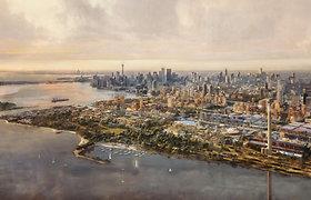 """""""Google"""" atsisakė planų Toronte statyti išmanųjį miestelį: kaltininkas – COVID-19"""