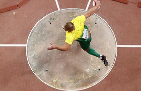 """Olimpiniai ir pasaulio čempionai ragina """"Cgates"""" suteikti galimybę žmonėms stebėti jų startus"""