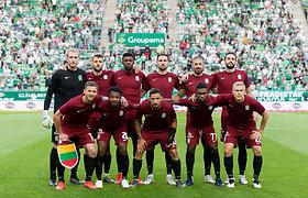 """""""Žalgirio"""" vartininkas atrėmė 11 metrų baudinį, bet Vilniaus klubas krito Vengrijoje"""