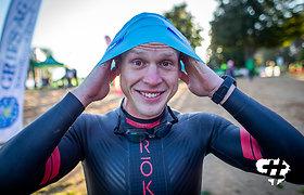 Triatlono taurės lemiamos sezono varžybos Druskininkuose