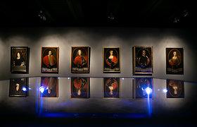 Valdovų rūmuose Vilniuje atidaroma Radviloms skirta tarptautinė paroda