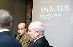"""Parodos """"Radvilos. Kunigaikščių istorija ir paveldas"""" pristatymas"""