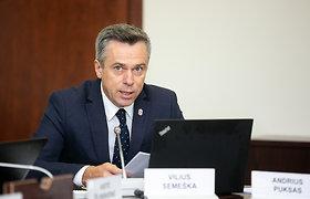 Buvęs VRK narys konservatorius V.Semeška paskirtas krašto apsaugos viceministru
