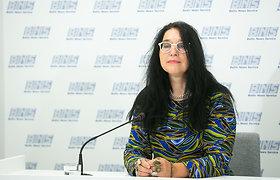 Lietuvos liaudies partijos priešrinkiminė spaudos konferencija
