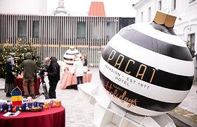 Vilniuje atidaryta tarptautinė Kalėdų mugė