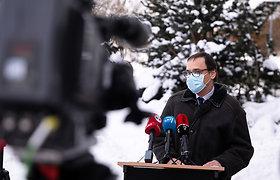 NVSC vadovo Roberto Petraičio komentaras žiniasklaidai