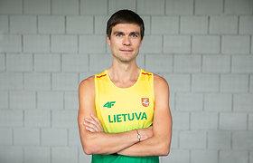 Olimpiečiai - Marius Žiūkas