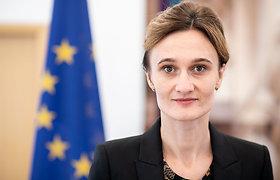 Liberalų sąjūdžio pirmininke perrinkta V.Čmilytė-Nielsen