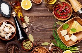 10 gudrybių virtuvėje, padėsiančių greičiau ir skaniau gaminti