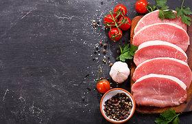 Sumani virtuvė: šaldyti šviežią mėsą, pusfabrikatį ar jau pagamintą patiekalą?