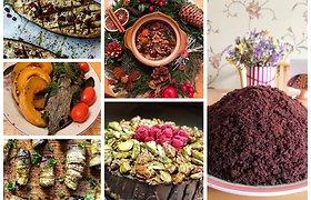 Sveikiname šventinių patiekalų konkurso laimėtojus!