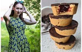 14 kg atsikračiusi Jūratė atrado figūrai nekenkiančius saldumynus