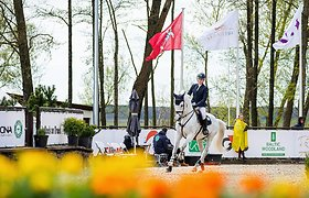 """HEST – Horsemarket equestrian spring tour 2021"" varžybos"