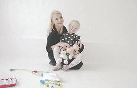 """R.Jampolskė: """"Visos mamos turėtų žinoti, kaip apsaugoti savo vaikus nuo meningokokinės infekcijos"""""""