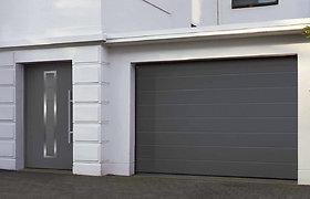 Durų ir vartų gamintojai jau gali pasiūlyti klimatui neutralius produktus