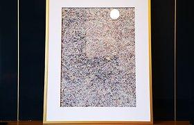 Sunaikinta valiuta – litai – tapo paveikslais. Juos kuria Jonu Litu prisistatantis vilnietis.