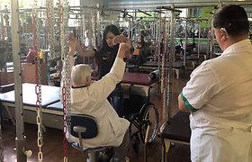 Sunkią traumą patyrusi Audronė išvažiavo gydytis į Maskvą
