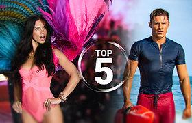 Labiausiai internautų kraują kaitinančių užsienio žvaigždžių TOP 5