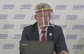 Rinkimai 2020: partijų programų pristatymas. Kartų solidarumas – Santalka Lietuvai