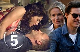 Per Šv. Valentino dieną širdis stipriau plaks nuo įtempto siužeto ir aistringų scenų: romantinių veiksmo filmų TOP 5