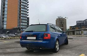 """Antros kartos """"Audi A6"""" – rimtas BMW konkurentas"""
