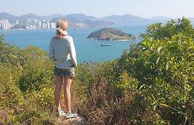 Jolanta Sadauskienė Honkonge