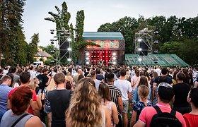 """""""Beissoul & Einius"""" koncertas festivalyje """"Vilnius ORE"""""""