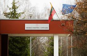 Po dujų atakos Vilniaus Radvilų gimnazijoje 2 vaikai guli ligoninėje, policija pradėjo tyrimą