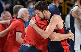 JAV krepšinio rinktinės triumfas Tokijo olimpinėse žaidynėse