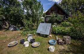 Daržinėlių kaimas