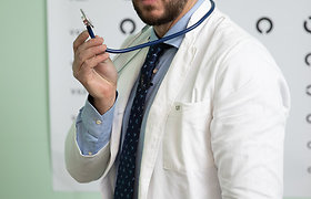"Tado Vidmanto serialas ""Medikai paramedikai"""