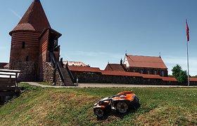 Kauno pilį puola robotai