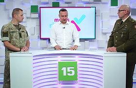 Metas rinktis: ką Lietuvos kariuomenė gali suteikti jaunam žmogui?