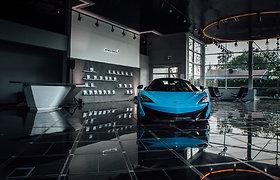 """Rygoje duris atvėrė """"McLaren"""" atstovybė"""