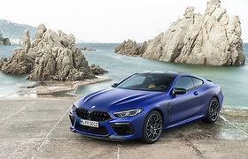 BMW M padalinys pristatė pagrindinę metų naujieną