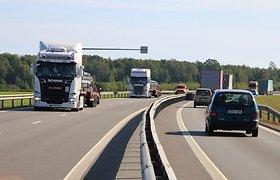 """Kviečia visuomenę teikti pasiūlymus dėl """"Via Baltica"""" ruožo nuo Marijampolės iki Lenkijos sienos rekonstravimo"""