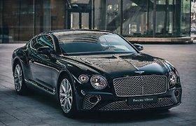 """Naujasis """"Bentley Continental GT V8"""""""
