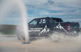 "Lietuvos komercinio automobilio rinkimai: ""Ford Ranger"""