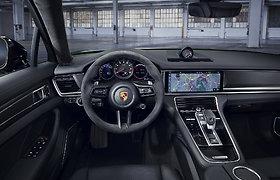 "Naujieji ""Porsche Panamera"""