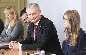G.Nausėda: labai laukiame grįžtančio S.Skvernelio, A.Veryga privalo atšaukti komandiruotę