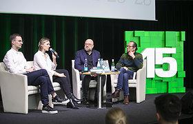 """15min forumas Kontroversiška klasika: pirmojo Ayn Rand romano """"Šaltinis"""" leidimo lietuviškai pristatymas"""