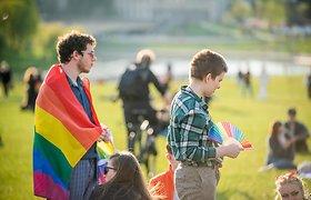 Detoksikacija: dviračių mynimas ir piknikas už LGBTQ+ šeimas