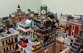 "A.Mecutos statomas 8 kv. metrų ""LEGO®"" miestas"