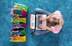 Ekspertas: 3 būtini žingsniai, norint internetu apsipirkti saugiai