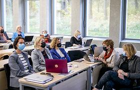 """""""Tūkstantmečio mokyklų"""" programos kūrybinės dirbtuvės: STEAM ir kultūrinio ugdymo stiprinimas"""