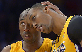 Dwightas Howardas atskleidė – Kobe Bryantas būtų padėjęs jam dėjimų konkurse