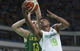 NBA čempionas baigė karjerą ir tapo treneriu, bet dar nespjauna į galimybę žaisti Tokijuje