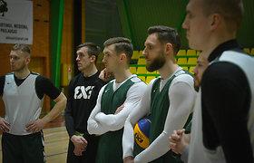 Pasaulio trijulių krepšinio reitinge – Lietuvos šuolis aukštyn