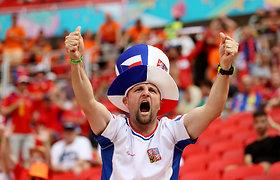 """Euro 2020"" aštuntfinalis: Nyderlandai – Čekija"